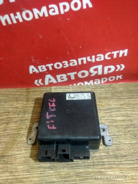 Блок управления рулевой рейкой Honda Fit GE6 L13A 2008 39980-TF6-02