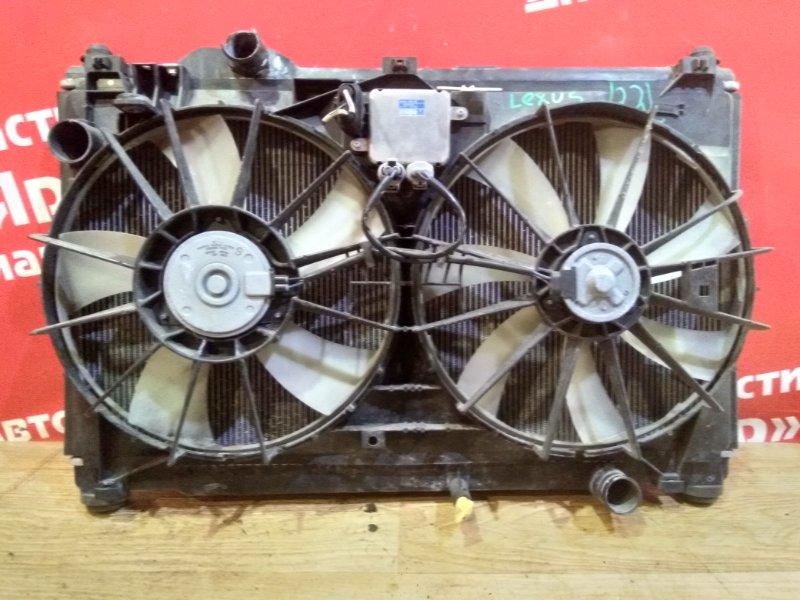 Радиатор основной Lexus Gs350 GRS191 2GR-FSE 2006.05 дефект., под ремонт, гарантия, подробности у