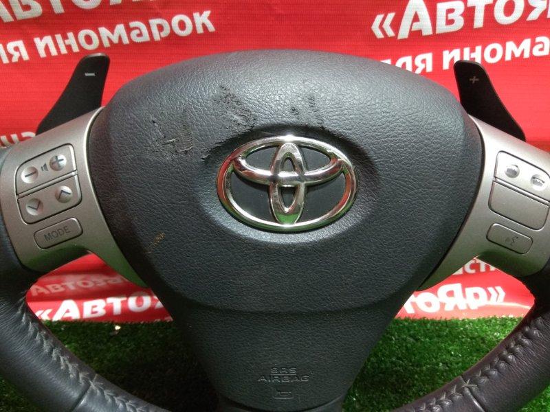 Airbag на руль Toyota Noah ZRR75W 3ZR-FAE 2007.09 с патроном, цена за аирбаг без руля