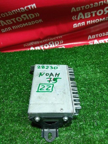 Блок управления Toyota Noah ZRR75W 3ZR-FAE 2007.09 86280-28230 усилитель звука