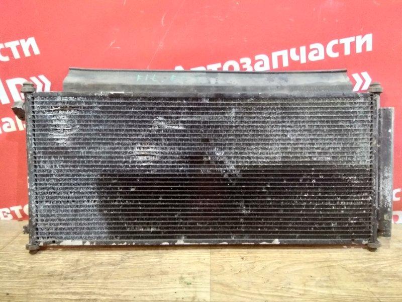 Радиатор кондиционера Honda Fit GD1 L13A 2003