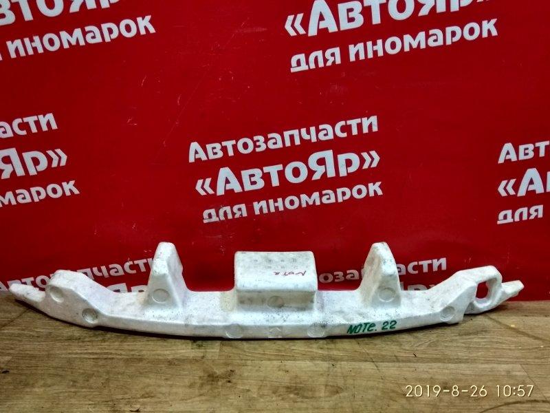 Усилитель бампера Nissan Note E11 HR15DE 2008.03 передний 62090-8y20a, передн