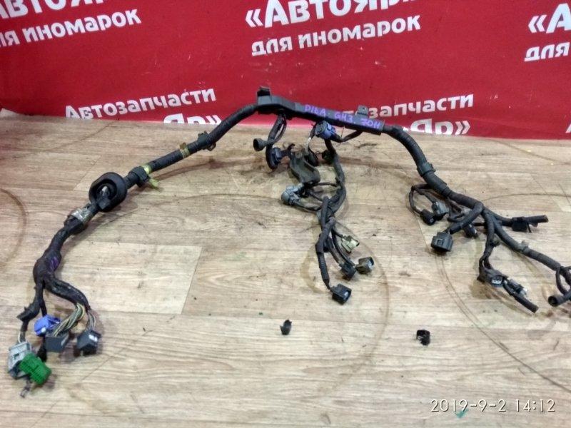 Коса двс Honda Hr-V GH3 D16A