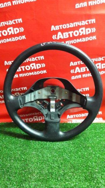 Руль Toyota Cami J102E K3-VE 2000 цена без аирбага, с арбагом 2000р.