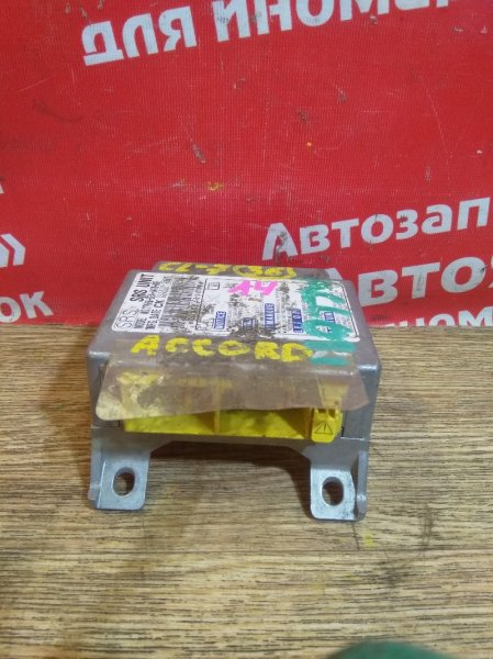 Блок управления airbag Honda Accord CL7 K20A 77960-SEA-J410-M2