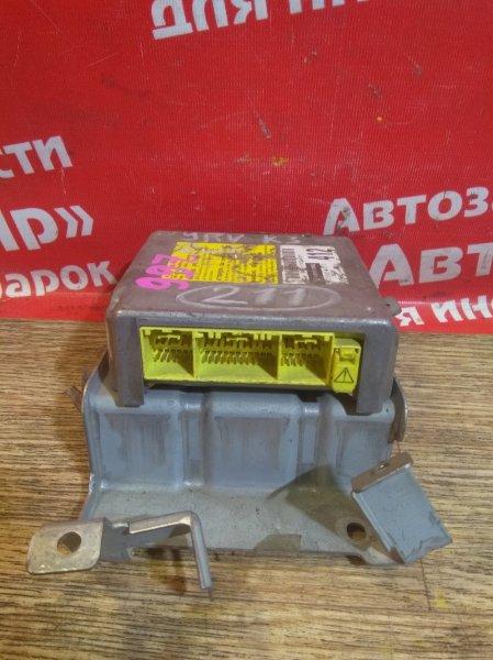 Блок управления airbag Daihatsu Yrv M201G K3-VET 89170-97412