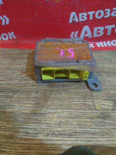 Блок управления airbag Nissan Liberty RM12 QR20DE 28556 WF700