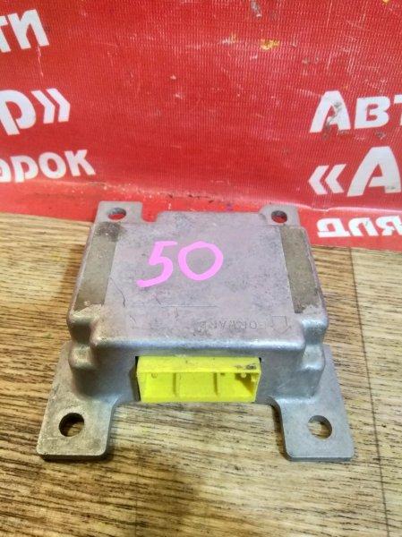 Блок управления airbag Nissan Terrano RR50 QD32ETI 28556 1W300