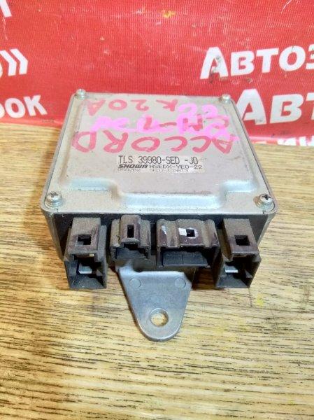 Блок управления рулевой рейкой Honda Accord CM1 K24A 39980-SED-J0