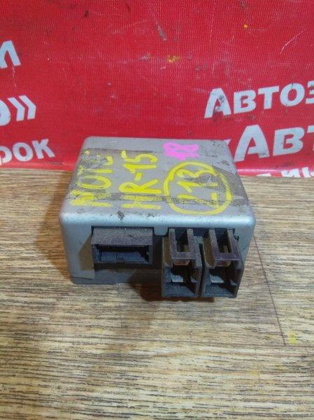 Блок управления рулевой рейкой Nissan Note E11 HR15DE 28500-4V00A