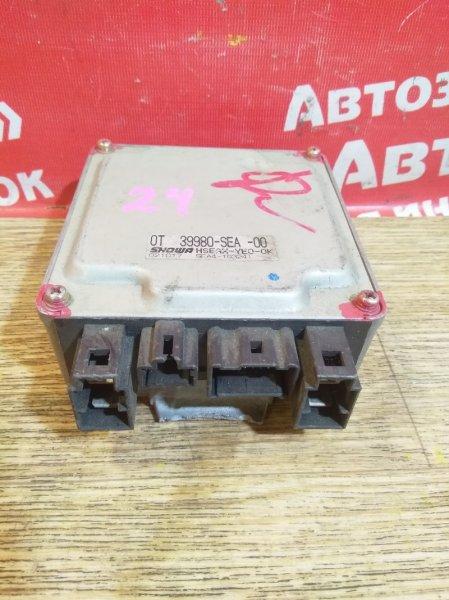 Блок управления рулевой рейкой Honda Accord CL9 K24A 39980-SEA-00