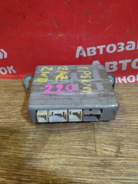 Блок управления камерой Toyota Ipsum ACM21W 2AZ-FE 86792-44030
