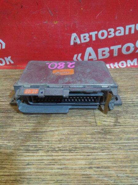 Блок управления abs Mitsubishi Rvr N23W 4G63 MB954172