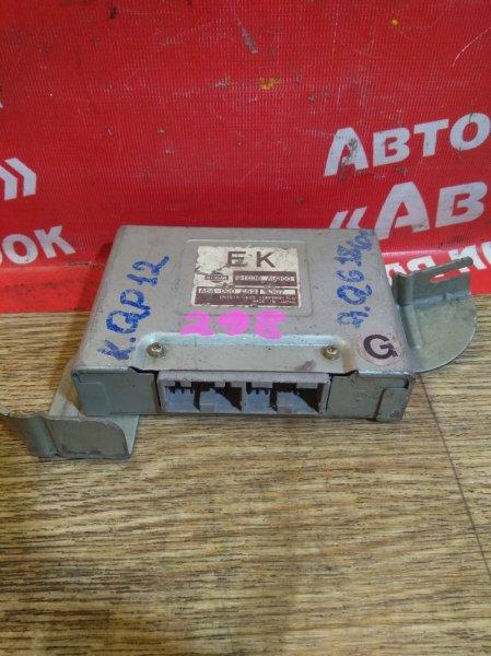 Блок переключения кпп Nissan Primera QP12 QG18DE 31036 AU300