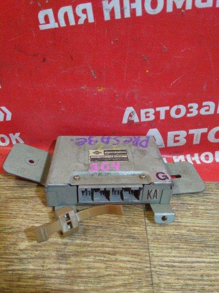 Блок переключения кпп Nissan Presage NU30 KA24DE 31036 AD000