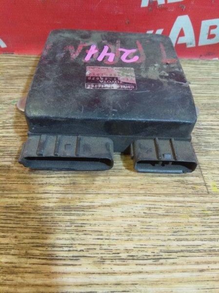 Блок управления форсунками Toyota Corona ST210 3S-FE 89871-20020