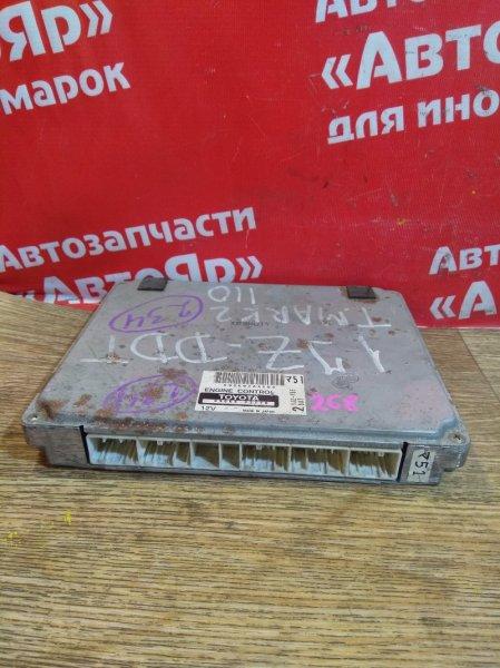 Блок управления efi Toyota Mark Ii JZX110 1JZ-FSE 89666-22020