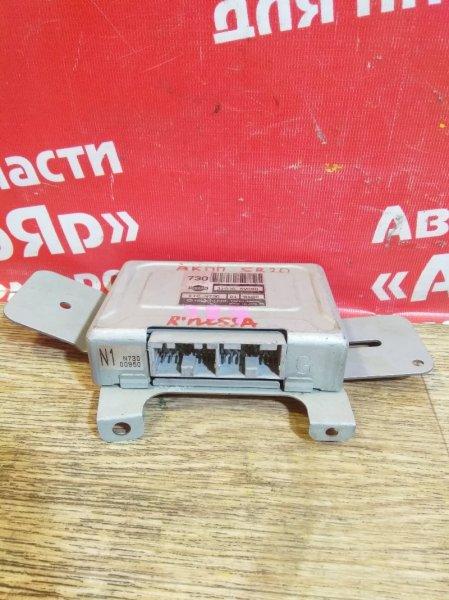 Блок переключения кпп Nissan Rnessa N30 SR20DE 31036 5V000