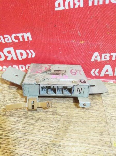 Блок переключения кпп Nissan Bassara JVNU30 YD25DDT 31036 AD200