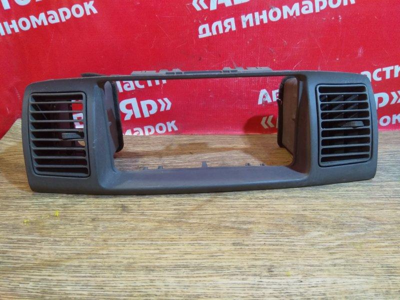 Рамка магнитофона Toyota Corolla NZE121N 1NZ-FE 55406-12360