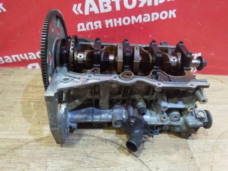 Блок цилиндров Nissan Tiida C11 HR15DE С коленвалом. Документы для оформления в ГИБДД.
