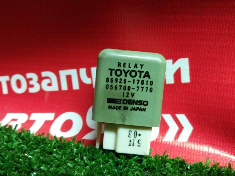 Реле Toyota реле TOYOTA 85925-17010