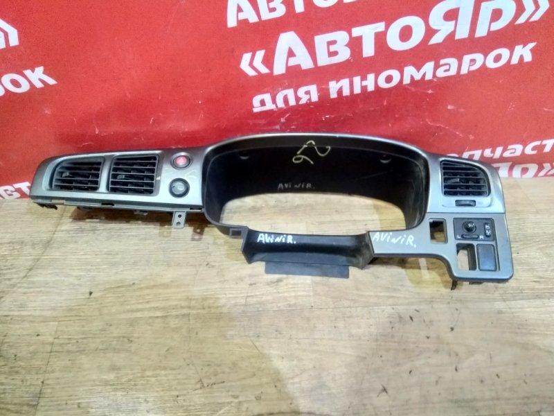Козырек панели приборов Nissan Avenir PW11 SR20DE 68240-WA000