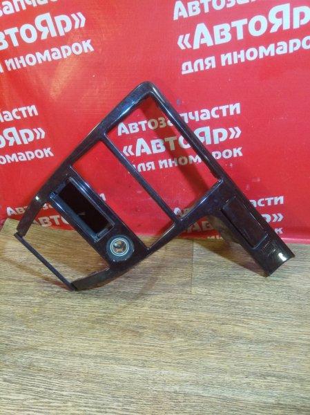 Рамка магнитофона Toyota Cresta JZX100 1JZ-GE 55405-22270