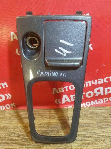 Накладка пластиковая в салон Nissan Primera Camino WHP11 SR20DE консоль кпп 96941-5J000
