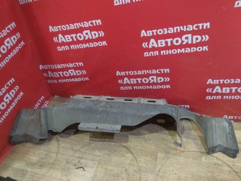 Защита задняя Honda Hr-V GH3 D16A задняя под задний бампер