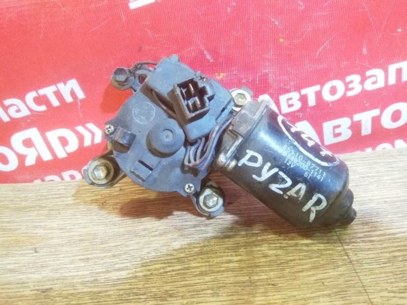 Механизм стеклоочистителя Daihatsu Pyzar G301G HD-EP передний моторчик 85110-87711