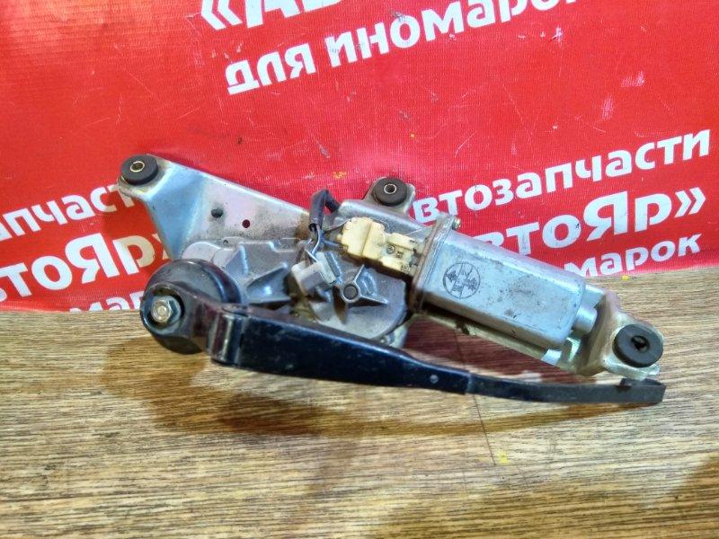 Механизм стеклоочистителя Nissan Primera Camino WHP11 SR20DE моторчик заднего стекла 28710-4J502