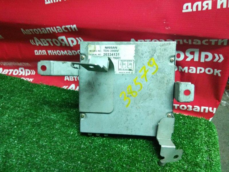 Блок управления Nissan Primera TP12 QR20DE 28051-79901 ТВ Тюнер