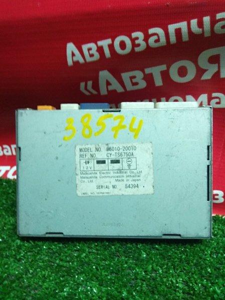 Блок управления Toyota Corona Premio ST210 3S-FSE 86010-20010 ТВ Тюнер