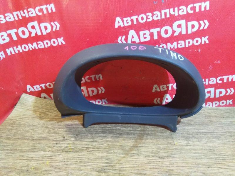 Козырек панели приборов Nissan Tino V10 QG18DE 68240 4U000