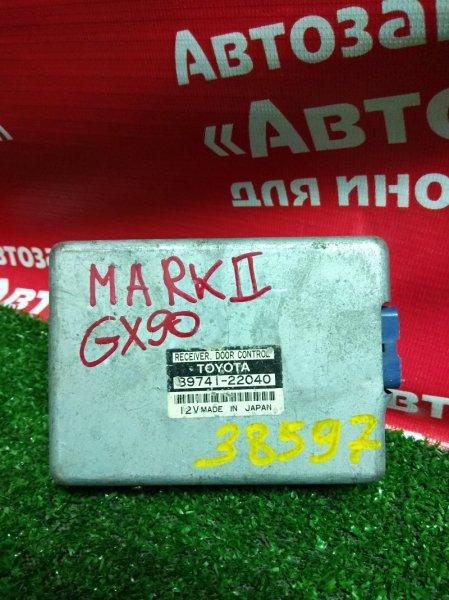 Блок управления дверьми Toyota Mark Ii GX90 1G-FE 89741-22040