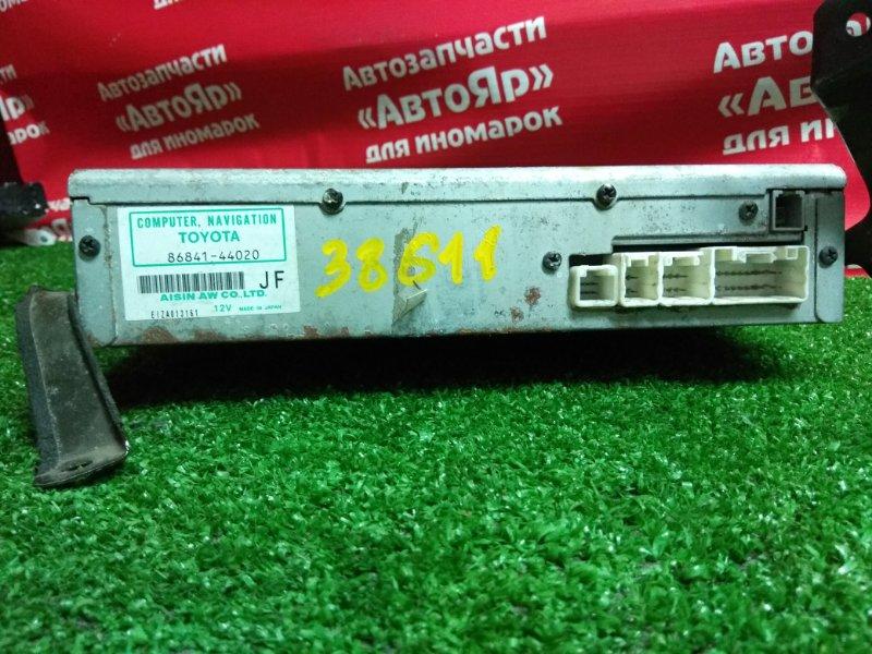 Блок навигации Toyota Ipsum ACM21W 2AZ-FE 86841-44020