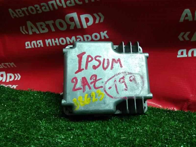 Инвертор Toyota Ipsum ACM21W 2AZ-FE 86210-44010