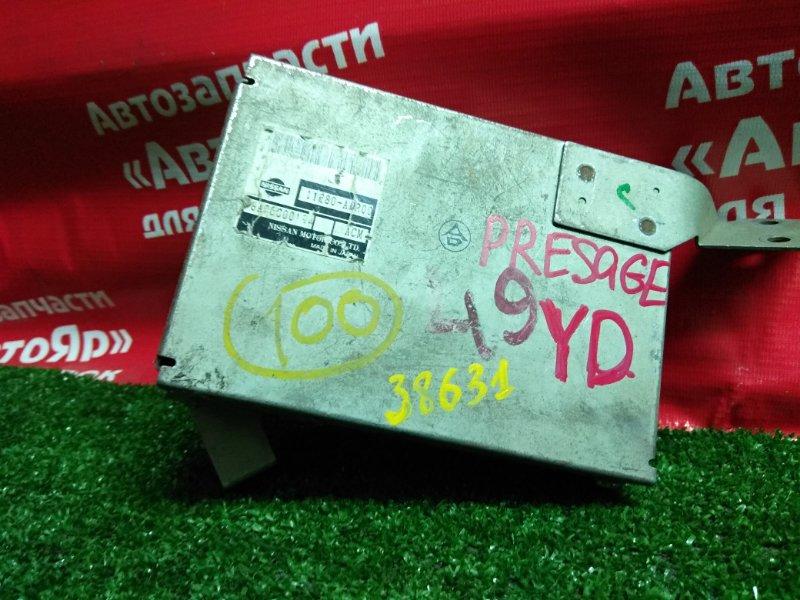 Блок управления efi Nissan Presage TNU30 YD25DDTI 11280 AD200