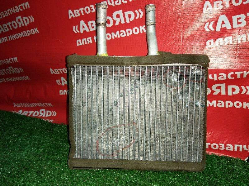 Радиатор печки Nissan Ad VFY11 QG15DE 2006.01 Требуется пайка трубки.