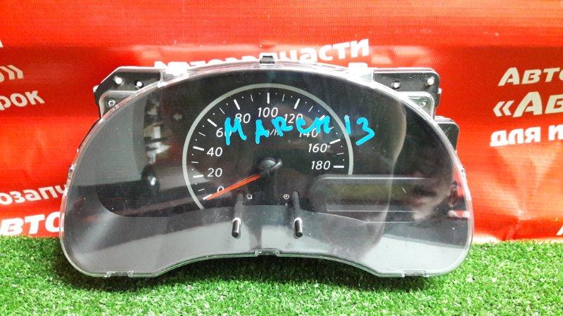 Комбинация приборов Nissan March K13 HR12DE 24810 1HH4B