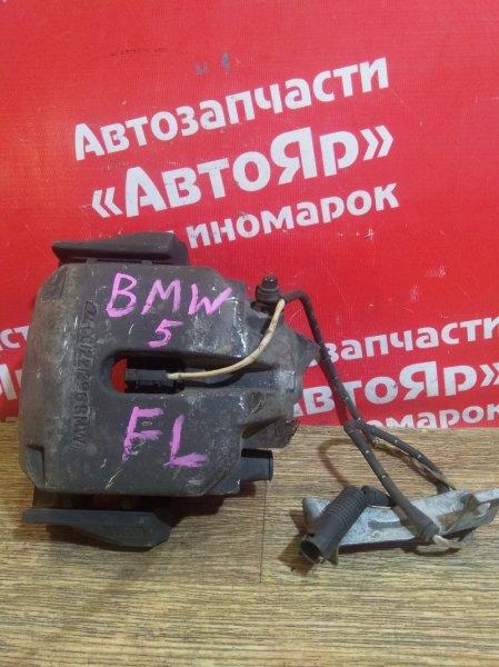 Суппорт тормозной Bmw 528I E39 M52 передний левый 5шп