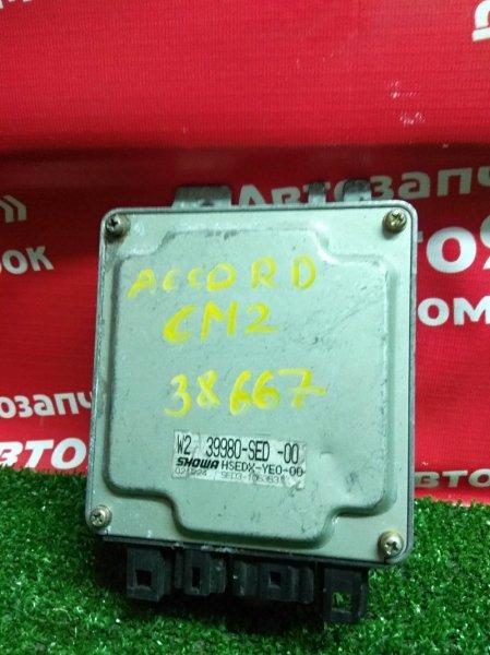 Блок управления рулевой рейкой Honda Accord CM2 K24A 39980-SED-00