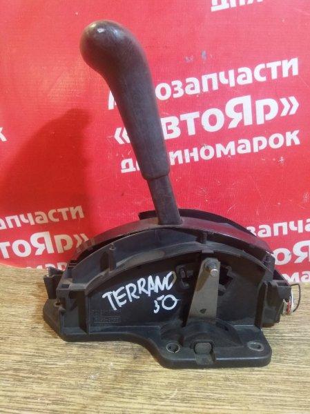 Рычаг переключения кпп Nissan Terrano RR50 QD32ETI
