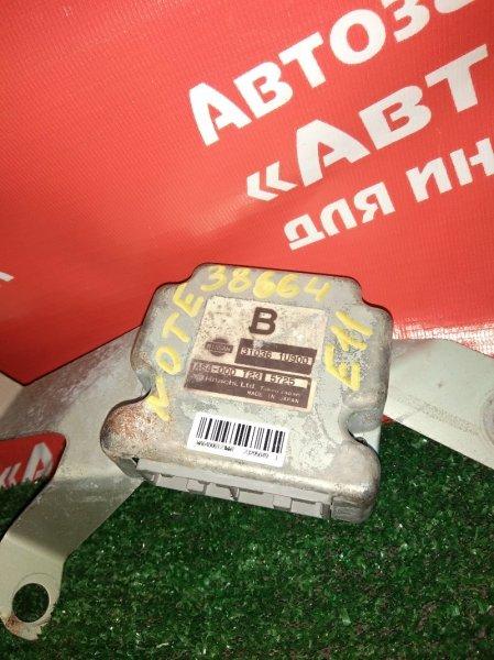 Блок переключения кпп Nissan Note E11 HR15DE 31036-1U900 / A64-000-T23