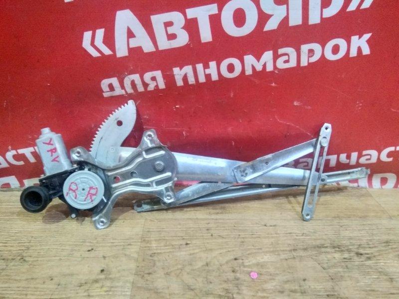 Стеклоподъемник Daihatsu Yrv M201G K3-VE 2003 задний правый