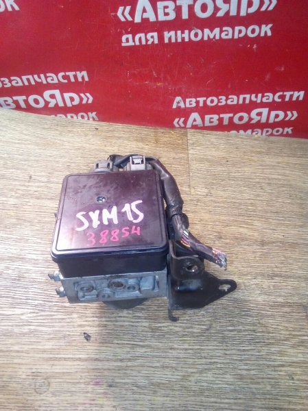 Блок abs Toyota Gaia SXM15G 3S-FE 07.2000 44510-44040