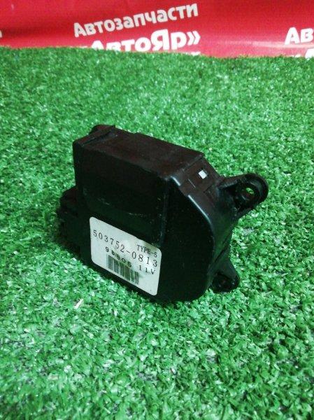 Привод заслонок отопителя Nissan Note E11 HR15DE 09.2009 503752-0813