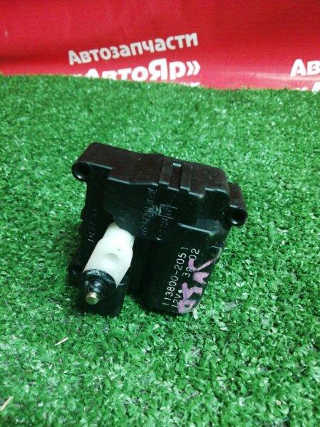 Привод заслонок отопителя Toyota Vista Ardeo SV50G 3S-FSE 05.2000 113800-2051