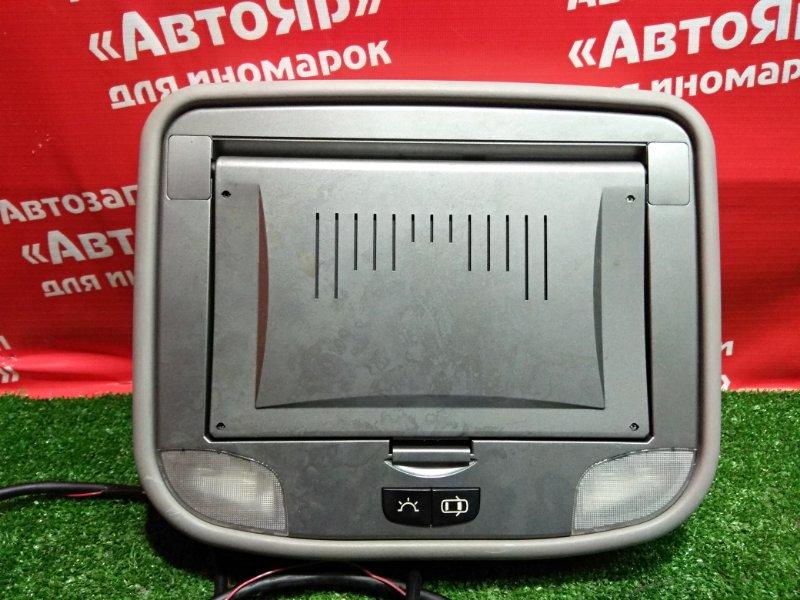 Монитор Subaru Forester SG5 EJ205 09.2005